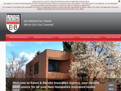 Eaton & Berube Insurance Agency