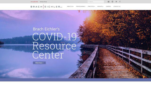 Brach Eichler Llc