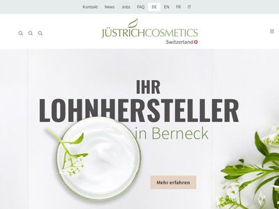 Justrich Cosmetics