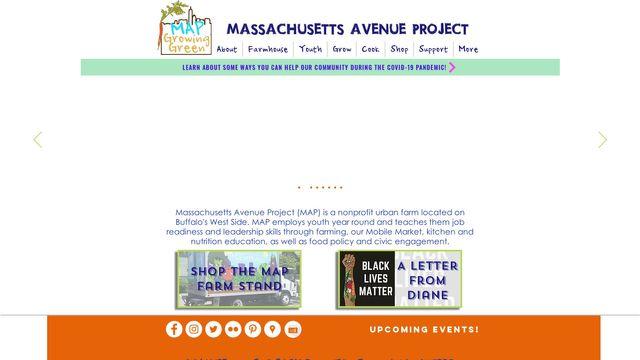 Massachusetts Avenue Project