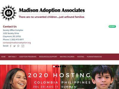 Madison Adoption Associates