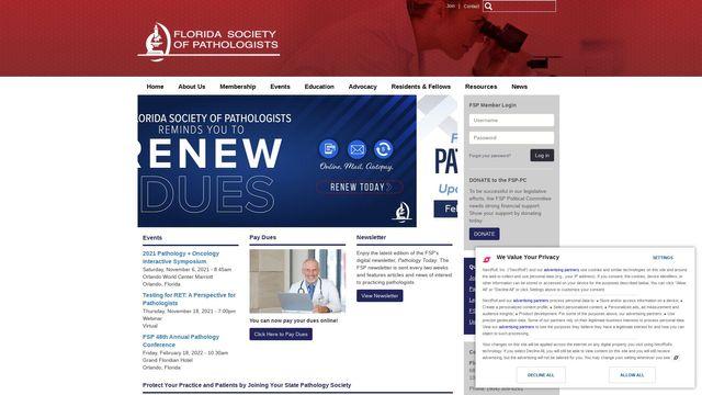 Florida Society Of Pathologists