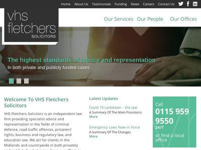 VHS Fletchers Solicitors