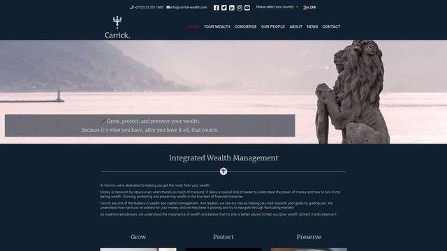 Carrick Wealth