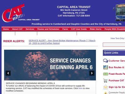 CAT: Capital Area Transit