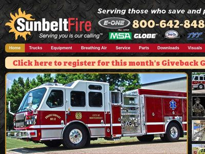 Sunbelt Fire