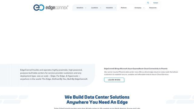 Edgeconnex (R)