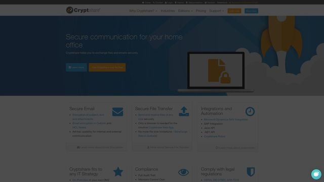 Cryptshare Ag