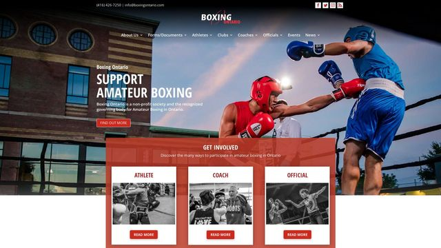 Gideon Boxing Academy