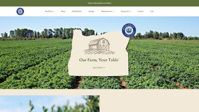 Stahlbush Island Farms