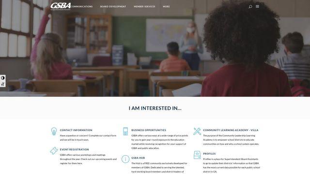 Georgia School Boards Association