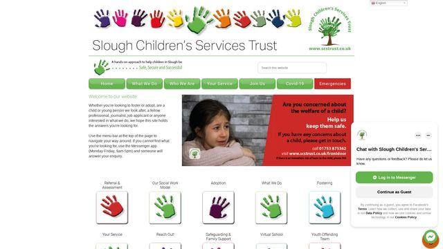 Slough Children'S Services Trust