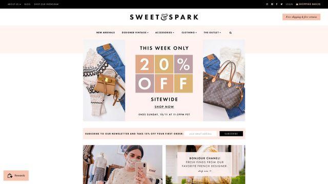 Sweet & Spark