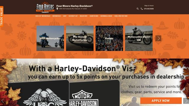 Four Rivers Harley