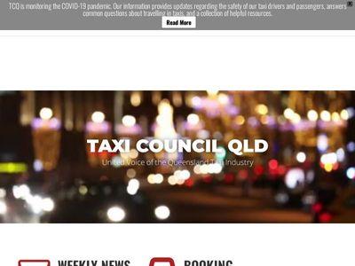 Taxi Council Queensland