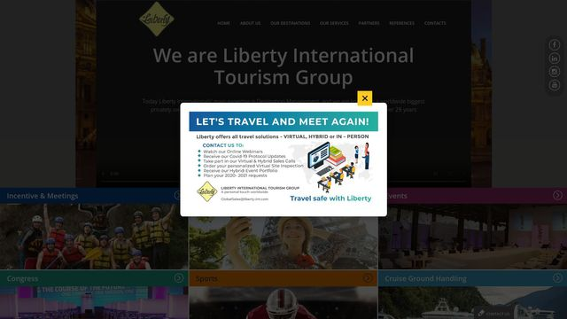Liberty International Tourism Group