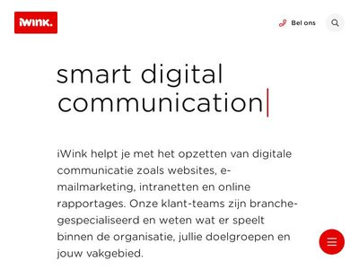 iWink: Smart Digital Communication