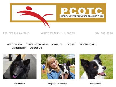 PCOTC - Port Chester Obedience Training Club