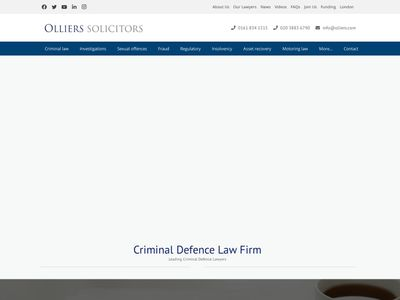 Olliers Solicitors Ltd