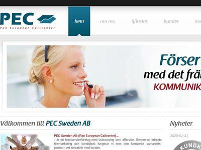 Pec Sweden Ab