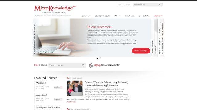 Microknowledge, Inc.