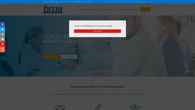 HMA The BENEFITS People