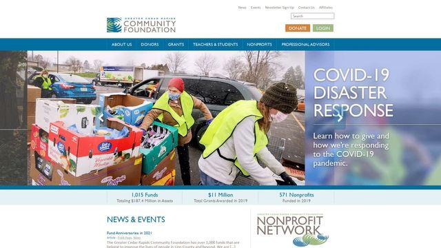 Greater Cedar Rapids Community Foundation