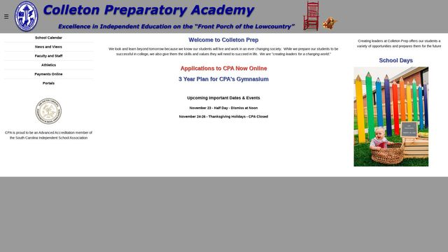 Colleton Preparatory Academy