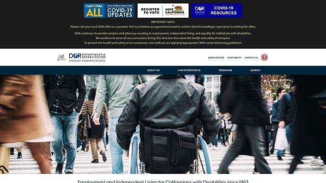 CA State Grants Portal