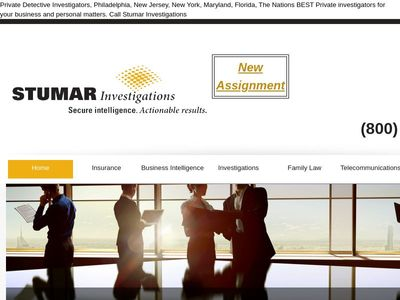 Stumar Investigations