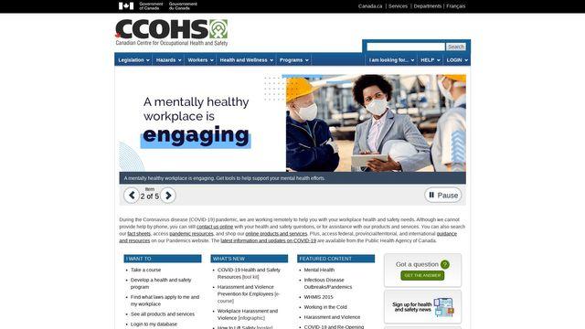 Ccohs