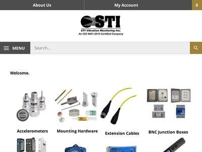 Sti Vibration Monitoring Inc.