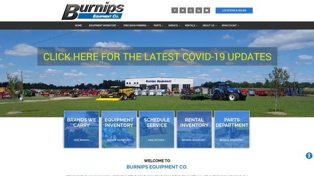 Burnips Equipment Co.