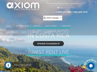 Axiom Development Group