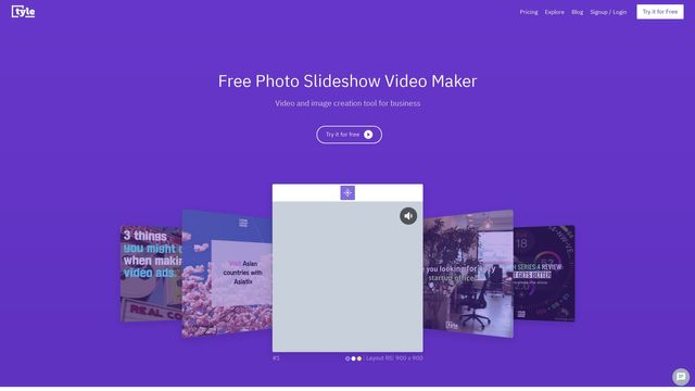 Free Photo Slideshow Video Maker