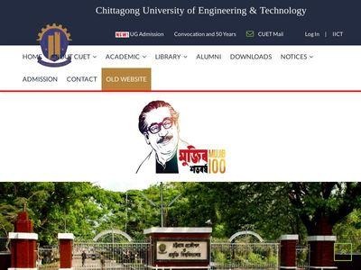 Chittagong University of Engineering & Technology