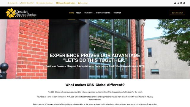 Creative Business Services / CBS-Global