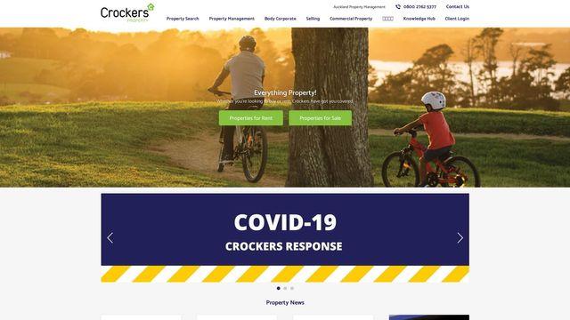 Crockers Property