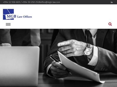 Mgb Law Offices