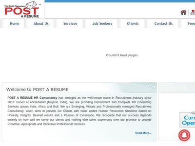 POST A RESUME HR Consultancy