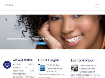 ACLAIM Africa Limited