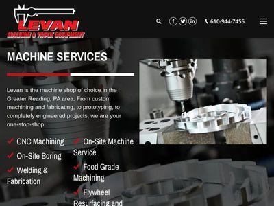 Levan Machine & Truck Equipment