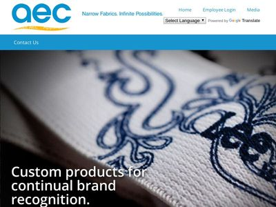 AEC Narrow Fabrics