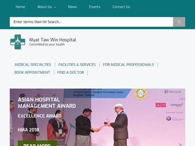 Myat Taw Win Hospital