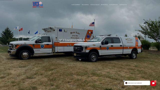 VCI Emergency Vehicles