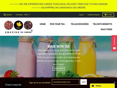The Amazing Tea Company