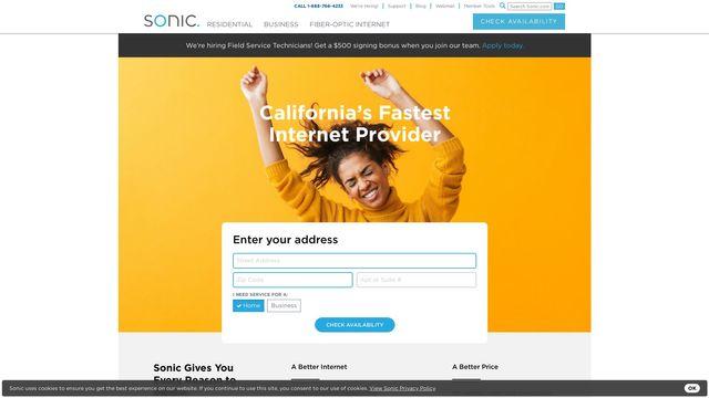 Sonic.net, Inc.