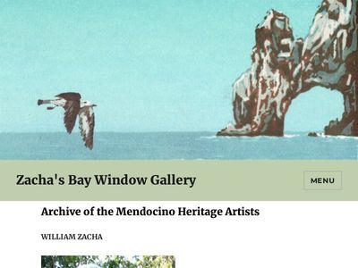 Zacha's Bay Window Gallery