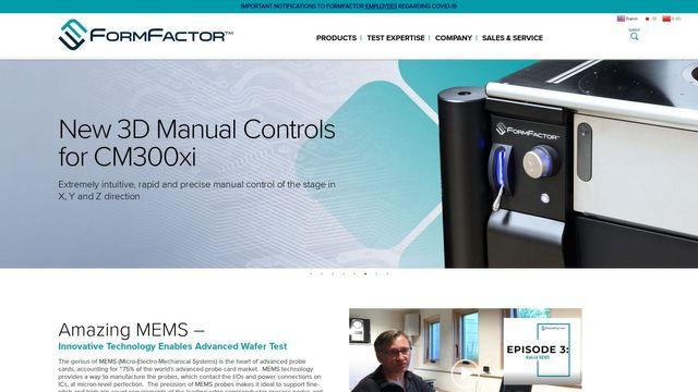 FormFactor, Inc.