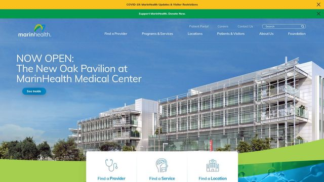 MarinHealth Medical Center